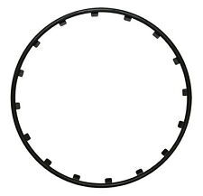 "Wheel  Protector - Rim Ringz 18"" Black"