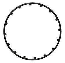 """Wheel  Protector - Rim Ringz 18"""" Black"""