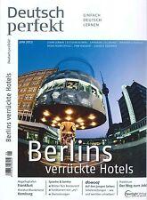 Deutsch perfekt - Heft Juni 06/2013 - Einfach Deutsch Lernen +++ wie neu +++