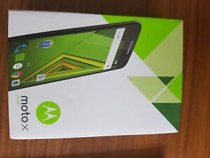Motorola MOTO X Play - 16GB - Black (Unlocked) Smartphone International