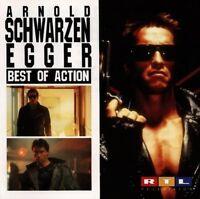 Arnold Schwarzenegger-Best of Action Total recall, Running man, Terminato.. [CD]