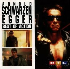 Arnold Schwarzenegger-Best of Action Total recall, Running man, Terminato.. [CD]