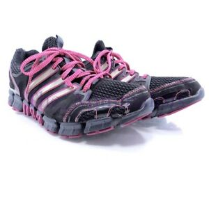 Women's adidas Sport CLIMA Trail Shoes Pink Strong Silver Black G49939 Sz 9
