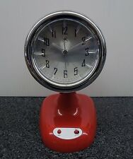 HEAD LIGHT RED ALARM CLOCK