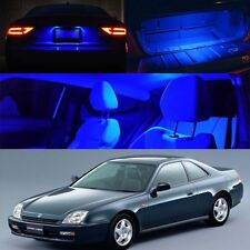 97-01 Prelude BLUE Xenon Interior LED Bulb Package (Map Door Dome Trunk Plate)
