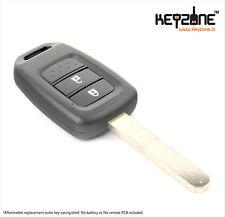 Keyzone aftermarket replacement key shell for Honda City, Jazz 2014 onwards