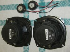 MB Quart Separates woofers QM130  Tweeters RTC19