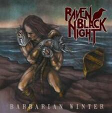 Raven Black Night - Barbarian Winter NUEVO LP
