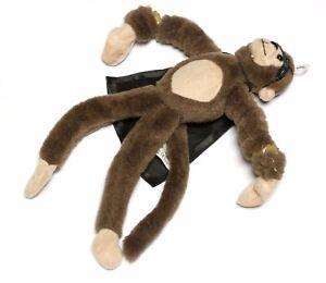 Slingshot Flying Screaming Plush Monkey Toy