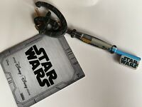 Star Wars Disney Store Luke Skywalker Key European UK Version 1 Key Only