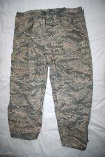 USAF APECS ABU GORE TEX TIGER STRIPE ALL PURPOSE PANTS - X-LARGE REGULAR