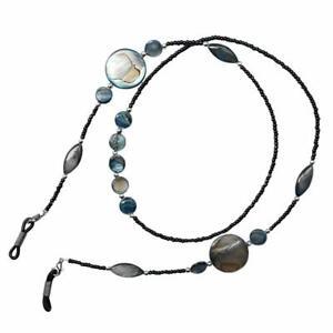 Fashion Shell Eyeglass Chain Holder Strap Eyewear Retainer for Men Women