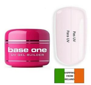 SILCARE UV Builder Gel - PINK 30g  Base One Authentic Product