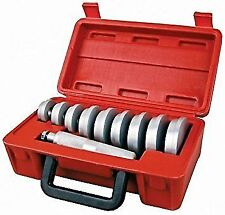 Bearing Race and Seal Bush Driver Set with Carrying Case Universal Kit Wheel