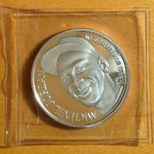 1994 MICHAEL JORDAN .999 Silver Coin - Birmingham Barons LIMITED EDITION! #2221