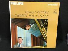 RARE Stereo GYORGY CZIFFRA Chopin: Polonaises PHILIPS U.S.vinyl LP