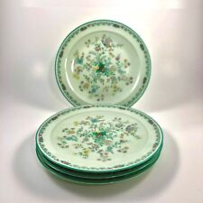 "Noritake Paradise Salad Plates 82223W80  Discontinued 8 1/4 ""  Set of 4"
