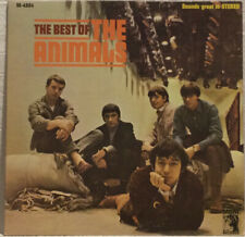 The Animals -The Best Of The Animals, 1966, MGM, SE-4324, VG/VG