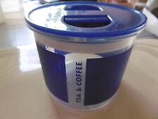 Vorratsbehälter mit Deckel für Kaffee, Tee, Zucker, Cream, von Pioneer