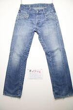 G-star antiform boyfriend jeans d'occassion (Cod.F1376) Taille 46 W32 L34