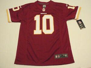 NEW Robert Griffin III Washington Redskins NFL Jersey Boys Medium (10-12) #10