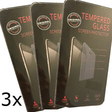 3x Heavy Duty Foil for IPHONE 4 4S Glass Safety Screen Protector