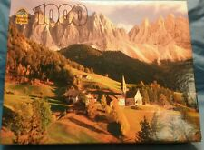 Merrigold Press 1000 piece puzzle St. Magdalena, Italy