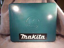 Makita Metal Container Blue