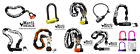 Kryptonite Bike Lock Bicycle Chain U-Lock Messenger Keeper | BEST LISTING PRICE