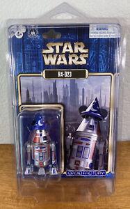 "Disney Star Wars Droid Factory 2015 D23 Expo Exclusive - R4-D23 3.75"" Figure!!!"