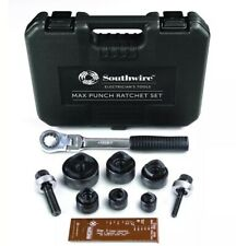 """Southwire MPR-01SD Max Punch Ratchet Set w/ 1/2"""""""