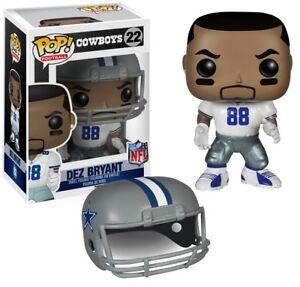 NFL Dallas Cowboys Funko POP! Sports Dez Bryant Vinyl Figure #22 [White Jersey]