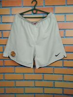 Manchester United Shorts Size LARGE Football Soccer Nike 237926-105