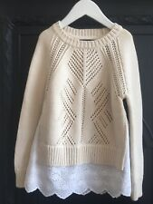 Girls Gap Knitted Jumper Sweater BNWT Size Small 6-7 Years