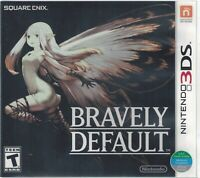 Bravely Default - Nintendo 3DS [Single Player JRPG Strategy Square Enix] NEW