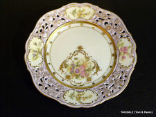 Antique ROYAL PORCELAINE FACTORY china PICTURED pattern Meissen Germany Gorgeous