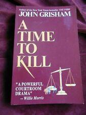 John Grisham - A TIME TO KILL - Wynwood edition TP
