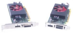 Dell AMD Radeon R5 240 1Gb DDR3 PCI-E x16 Graphics Adapter
