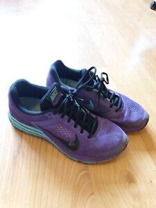 Nike Running Trainers Size 8 Purple