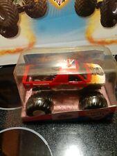 Sheer Insanity Hot WHEELS Monster Jam Truck Diecast 1:24 Truck  2012