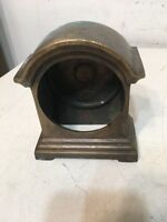 Antique Bronze Clock Case French Or German ?