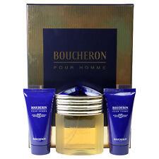 Boucheron Pour Homme by Boucheron Gift Set - Eau De Parfum Spray 3.3 oz. + After