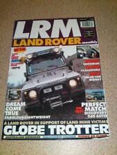 LANDROVER MONTHLY - GLOBE TROTTER - April 2002 # 45