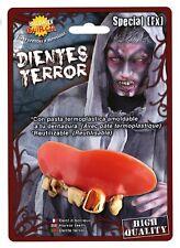 Adults Rotten Walking Zombie Fake Teeth Halloween Fancy Dress Costume Accessory