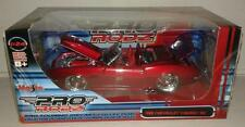 Voiture 1/24 maisto 1968 Chevrolet Camaro SS rouge neuf muscle car hot rod