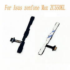 For Asus Zenfone Max ZC550KL Power Volume On Off Button Switch Key Flex Cable