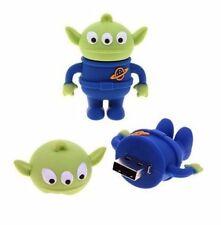 1pc 16GB Toy Story 3 Eyed Alien USB Flash Thumb Drive USA Shipper