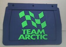 Team Arctic Cat Snowmobile Snow Mud Flap NEW