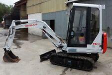 TAKEUCHI  TB020  Compact Excavator  Service , Operator's  & Parts Manual CD