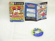 Peach Boy Dentetsu 12 Momotaro GOOD Condition Game Cube Nintendo Japan gc